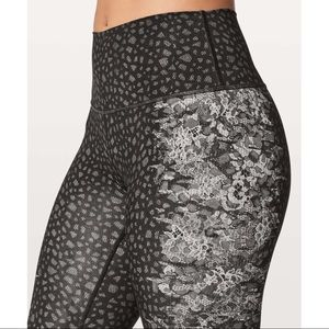 New Lululemon Rare Limited Edition Nulux Legging 2